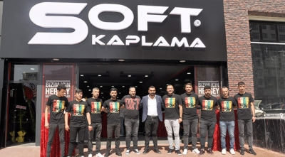SOFT KAPLAMA BATMAN'DA!