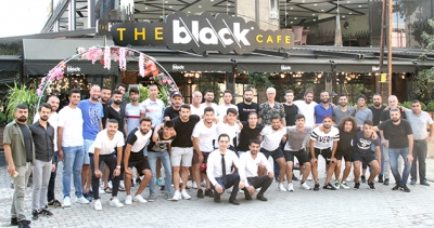 THE BLACK CAFE PETROLSPORU AĞIRLADI